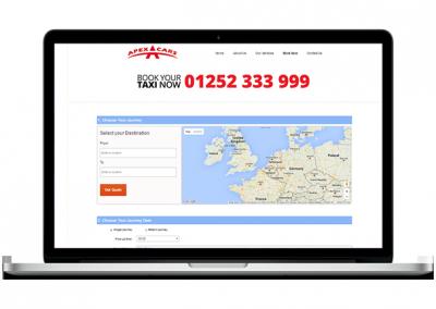 Car Website Design