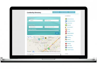Local Directory Website Design